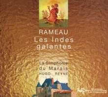 Jean Philippe Rameau (1683-1764): Les Indes Galantes, 3 CDs