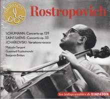 Mstislav Rostropovich - Rostropovich, CD