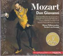 Wolfgang Amadeus Mozart (1756-1791): Don Giovanni, 2 CDs