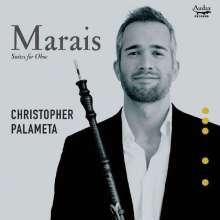 Marin Marais (1656-1728): Suiten für Oboe, CD