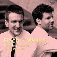 Johann Sebastian Bach (1685-1750): Suite BWV 1025 für Violine & obligate Laute, CD