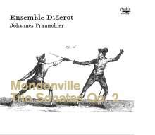 Jean-Joseph Cassanea de Mondonville (1711-1772): Triosonaten op.2 Nr.1-6, CD