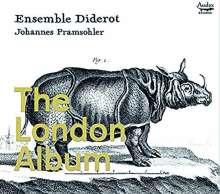 Ensemble Diderot - The London Album, CD