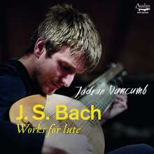 Johann Sebastian Bach (1685-1750): Lautenwerke BWV 995,997,999,1000, CD