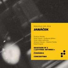 "Leos Janacek (1854-1928): Streichquartett Nr.2 ""Imtime Briefe"", CD"