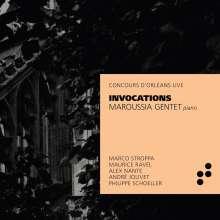 Maroussia Gentet - Invocations, CD