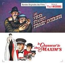 Filmmusik: Le Vécés Étaient Fermés De L'Interieur / Le Chasseur De Chez Maxim's (DT: Der Pförtner vom Maxim), CD