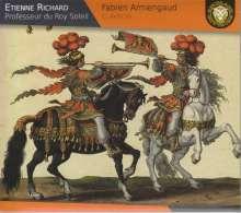 Fabien Armengaud - Etienne Richard, CD