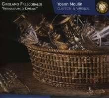 Girolamo Frescobaldi (1583-1643): Intavolature di Cembalo, CD