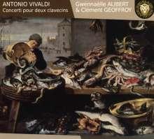 Antonio Vivaldi (1678-1741): Concerti (arr. für 2 Clavecins), CD