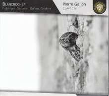 Pierre Gallon:  Blanchrocher - L'Offrande, CD