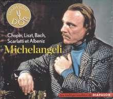Arturo Benedetti Michelangeli, Klavier, CD