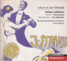 Walzer von Johann & Josef Strauss, CD