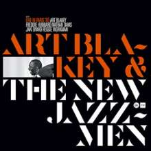 Art Blakey (1919-1990): Live in Paris '65 (remastered) (180g) (Limited Edition), LP