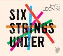 Eric Legnini (geb. 1970): Six Strings Under, CD