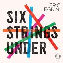 Eric Legnini (geb. 1970): Six Strings Under, LP