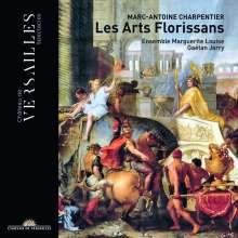 Marc-Antoine Charpentier (1643-1704): Les Arts Florissans (Opernidyll), CD
