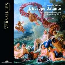 Andre Campra (1660-1744): L'Europe Galante, 2 CDs