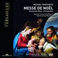 Michael Praetorius (1571-1621): Messe de Noel, DVD