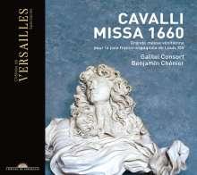 Francesco Cavalli (1602-1676): Missa 1660, CD