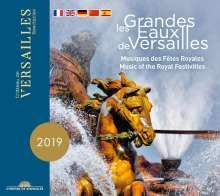 Les Grandes Eaux Musicales de Versailles, CD