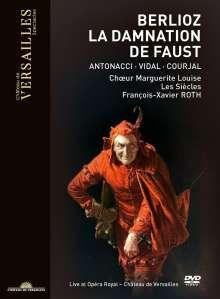 Hector Berlioz (1803-1869): La Damnation de Faust, DVD