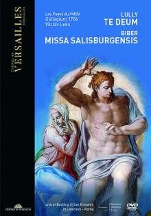 Jean-Baptiste Lully (1632-1687): Te Deum, DVD