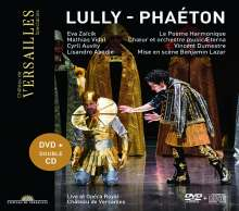 Jean-Baptiste Lully (1632-1687): Phaeton, 2 CDs und 1 DVD