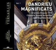 Jean Francois Dandrieu (1682-1738): Orgelwerke, CD