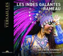 Jean Philippe Rameau (1683-1764): Les Indes Galantes, 2 CDs