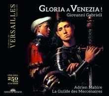 Gloria a Venezia!, CD