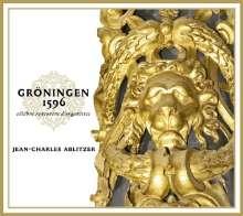 Jean-Charles Ablitzer - Gröningen 1596, CD