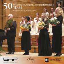 Bulgarian National Radio Children's Choir, CD