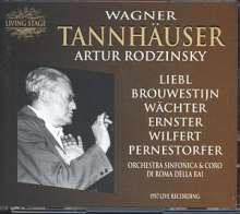 Richard Wagner (1813-1883): Tannhäuser, 3 CDs