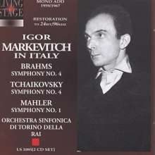 Igor Markevitch in Italy, 2 CDs