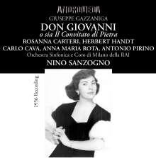 Giuseppe Gazzaniga (1743-1818): Don Giovanni, 2 CDs
