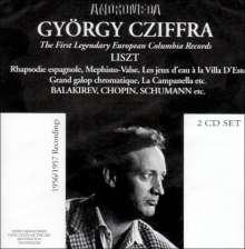 György Cziffra - First Legendary European Columbia Records, 2 CDs