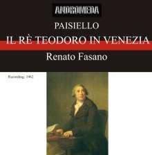 Giovanni Paisiello (1740-1816): Il Re Teodoro in Venezia, 2 CDs