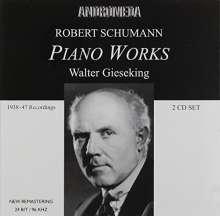 Robert Schumann (1810-1856): Klavierwerke, 2 CDs