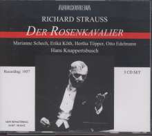 Richard Strauss (1864-1949): Der Rosenkavalier, 3 CDs