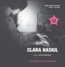 Clara Haskil plays Schumann, CD