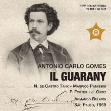 Antonio Carlos Gomes (1836-1898): Il Guarany, 2 CDs