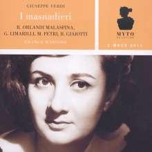 Giuseppe Verdi (1813-1901): I Masnadieri, 2 CDs