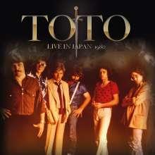 Toto: Live In Japan 1980, CD
