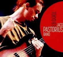 Jaco Pastorius (1951-1987): Tokyo 1983, CD