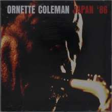 Ornette Coleman (1930-2015): Japan '86, 2 CDs