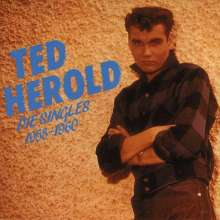 Ted Herold: The Singles 1958 - 1960, CD