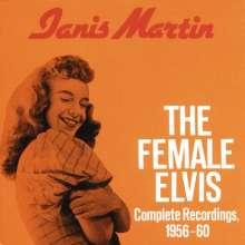 Janis Martin: The Female Elvis, CD