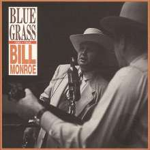 Bill Monroe: Bluegrass 1950 - 1958, 4 CDs