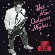 Sam Butera: Hot New Orleans Nights, CD